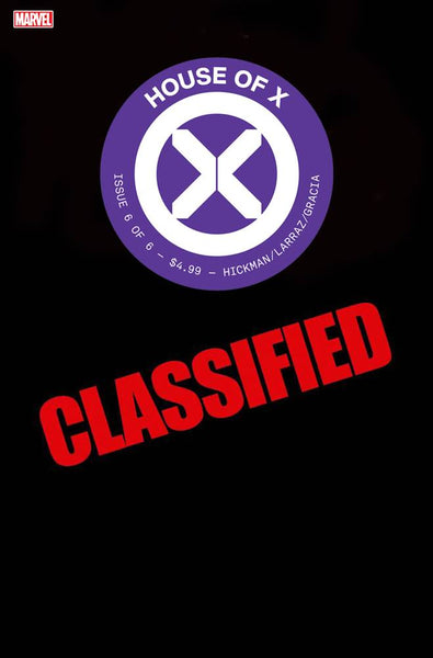House of X (2019) #6 (FORESHADOW VAR)