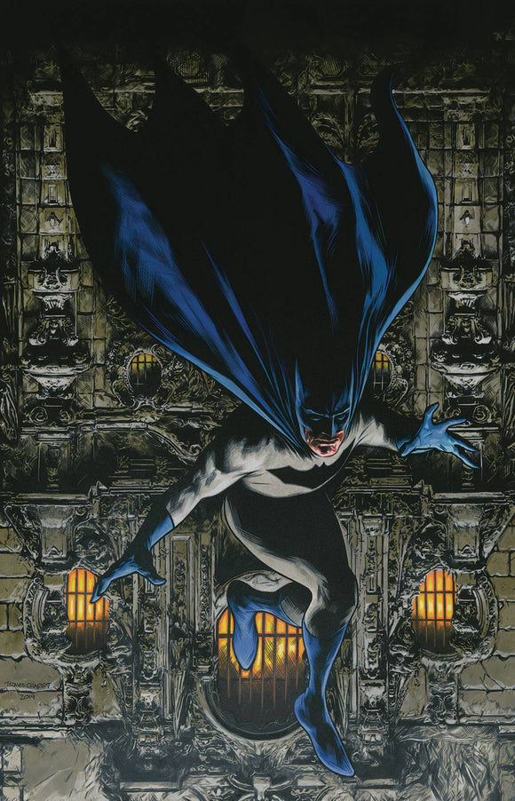 Batman (2016) #82 (CARD STOCK VAR ED)