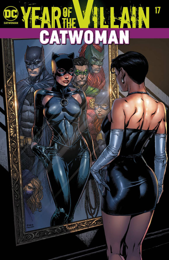 Catwoman (2018) #17
