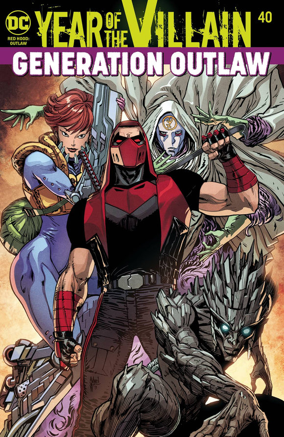 Red Hood and the Outlaws (2016) #40