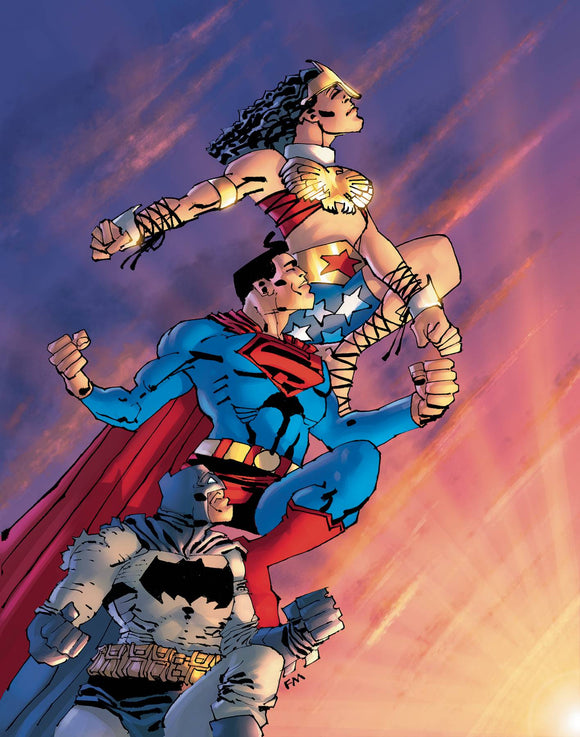 Superman Year One (2019) #3 (MILLER COVER)