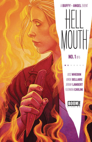 Buffy the Vampire Slayer Angel Hellmouth (2019) #1 (CVR A FRISON)