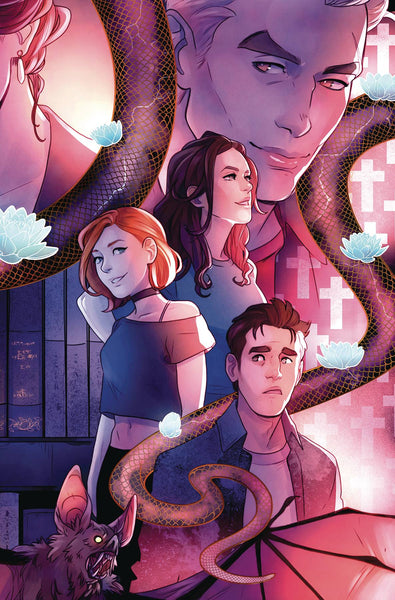 Buffy the Vampire Slayer Angel Hellmouth (2019) #1 (CONNECTING MATTHEWS VAR)
