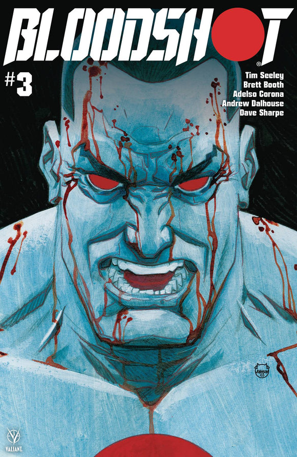 Bloodshot (2019) #3 (COVER B JOHNSON)