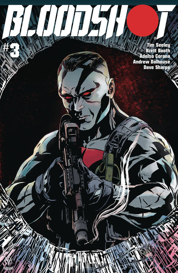 Bloodshot (2019) #3 (COVER C LAMING)