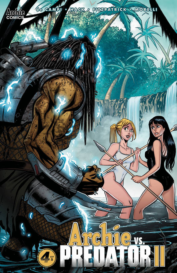 Archie Vs Predator 2 (2019) #4 (COVER E SEELEY)