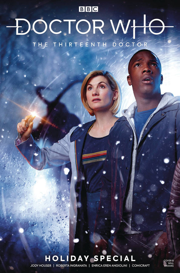 Doctor Who 13th Holiday Special (2019) #1 (COVER B PHOTO)