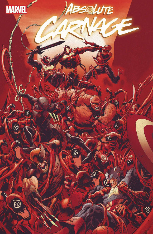 Absolute Carnage (2019) #5 (AC)