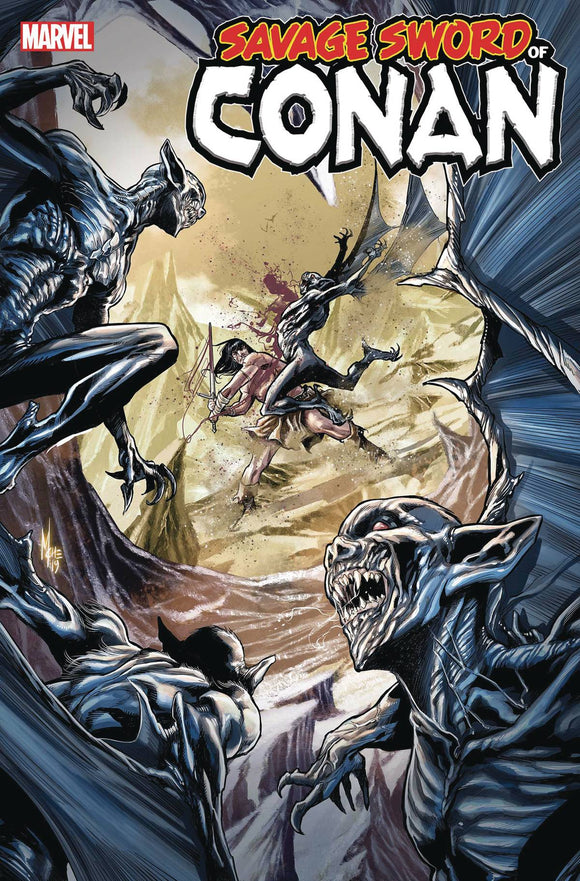 SAVAGE SWORD OF CONAN (2019) #11