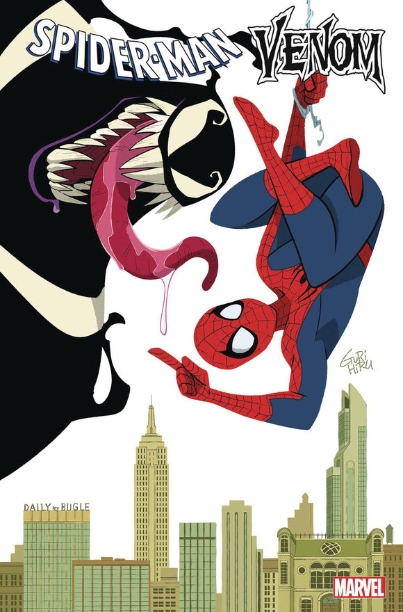 SPIDER-MAN & VENOM DOUBLE TROUBLE #1 (OF 4)