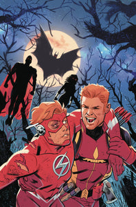 FLASH FORWARD (2019) #3 (OF 6)
