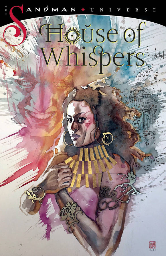 HOUSE OF WHISPERS (2018) #15 (MR)