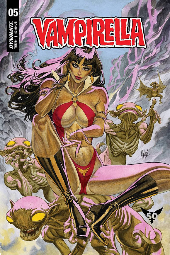 Vampirella (2019) #5 (COVER B MARCH)