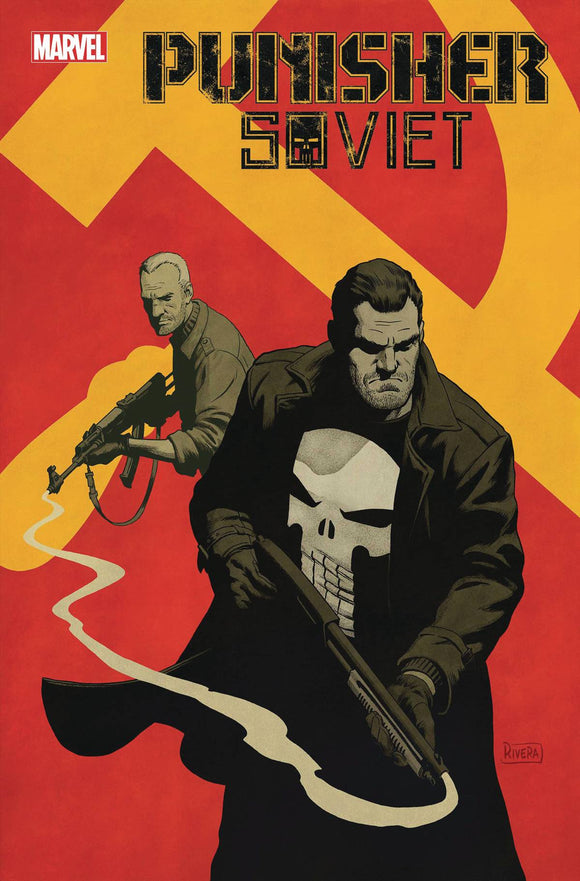 PUNISHER SOVIET (2019) #1 (OF 6) (MR)