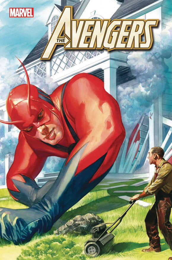 Avengers (2018) #26 (ALEX ROSS MARVELS 25TH VAR)