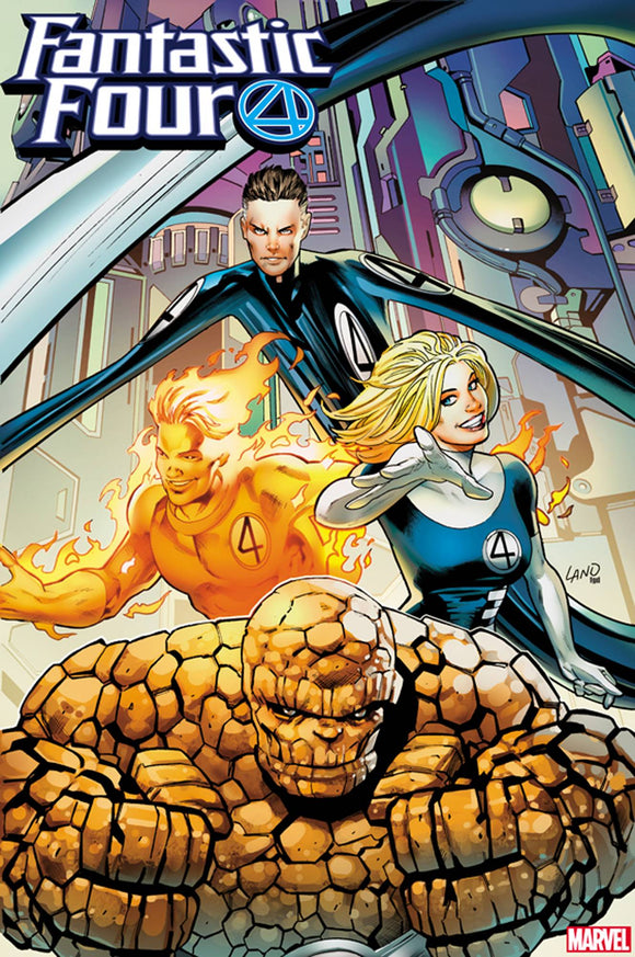 Fantastic Four (2018) #16 (LAND 2099 VAR)
