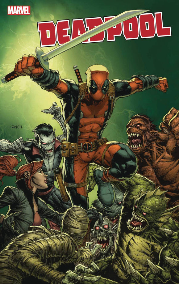 Deadpool (2019) #1 (FINCH VAR)