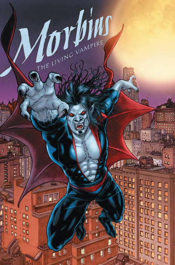 Morbius (2019) #1 (RYP CONNECTING VAR)