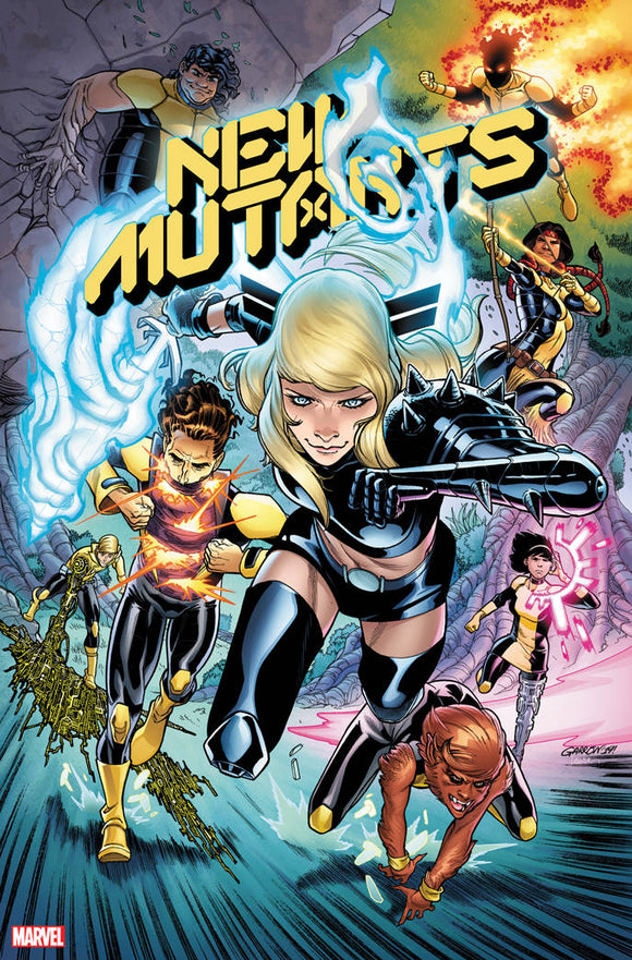 New Mutants (2019) #1 (GARRON YOUNG GUNS VAR DX)