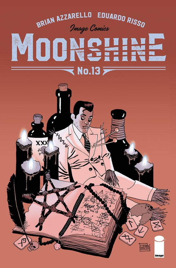 MOONSHINE #13 (MR)