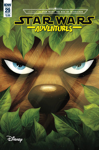 Star Wars Adventures (2017) #29 (CVR A CHARM)