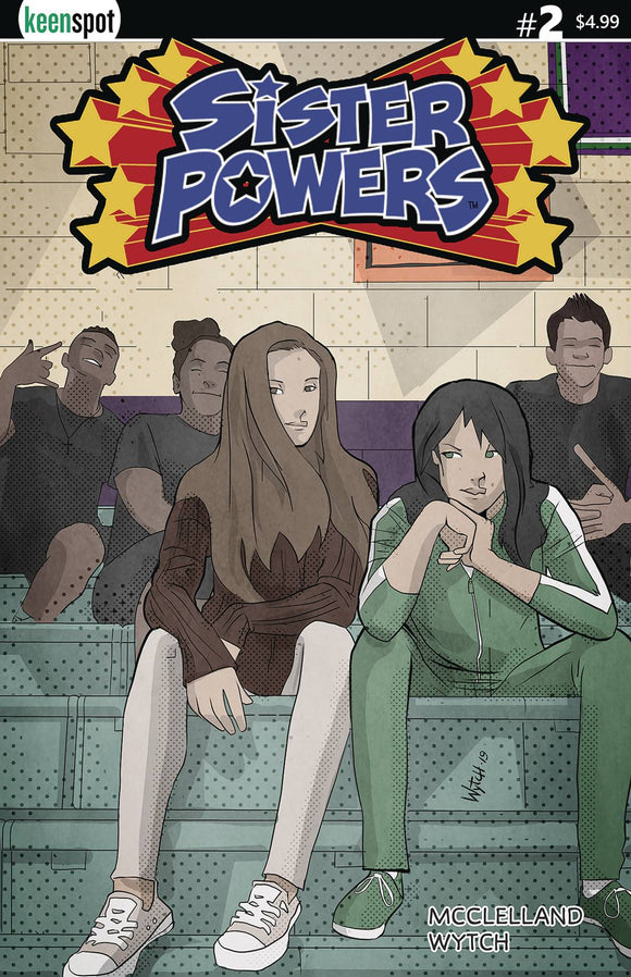 Sister Powers (2019) #2 (CVR A WYTCH)