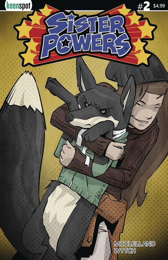Sister Powers (2019) #2 (CVR B WYTCH)