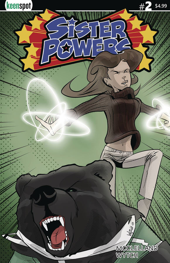 Sister Powers (2019) #2 (CVR C POWERED UP)