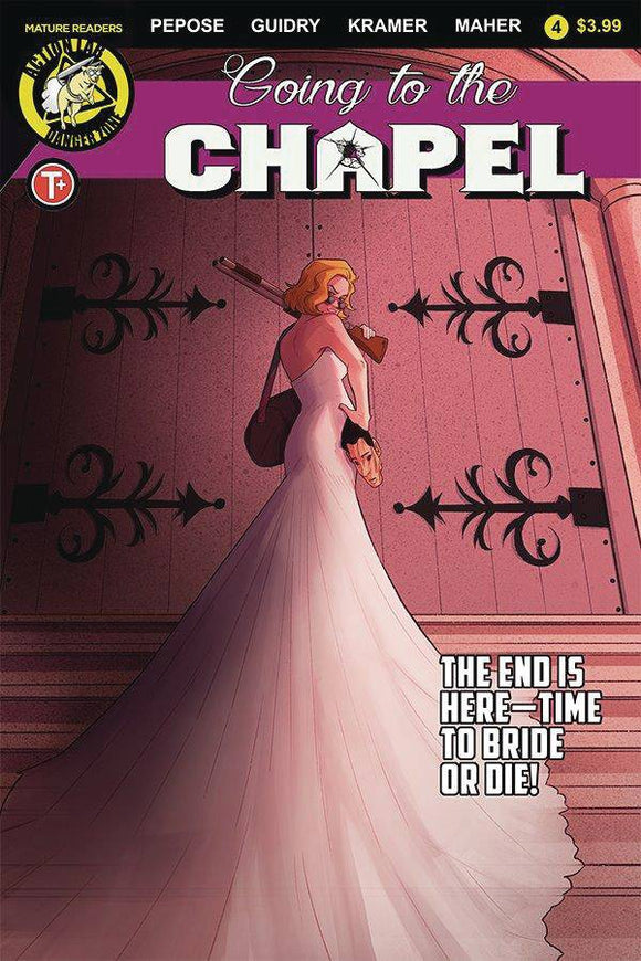 Going to the Chapel (2019) #4 (CVR A  JOHANNA THE MAD)