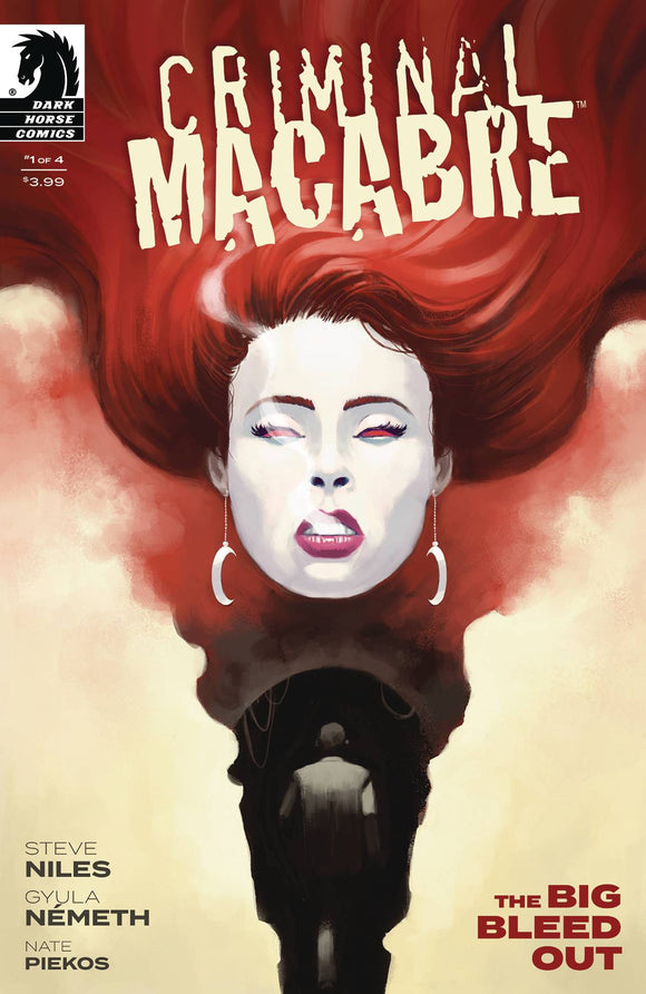 Criminal Macabre The Big Bleed Out (2019) #1