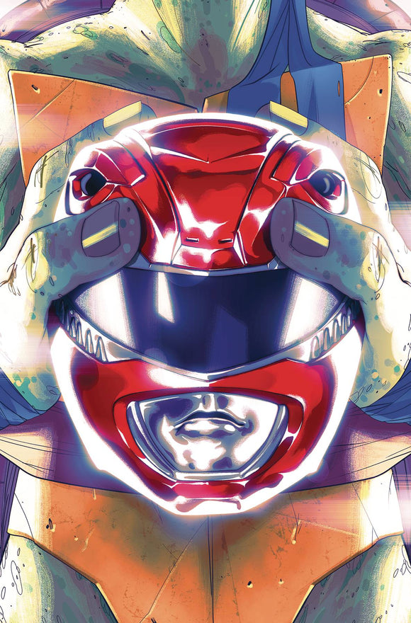 Power Rangers Teenage Mutant Ninja Turtles (2019) #1 (CVR D MONTES)