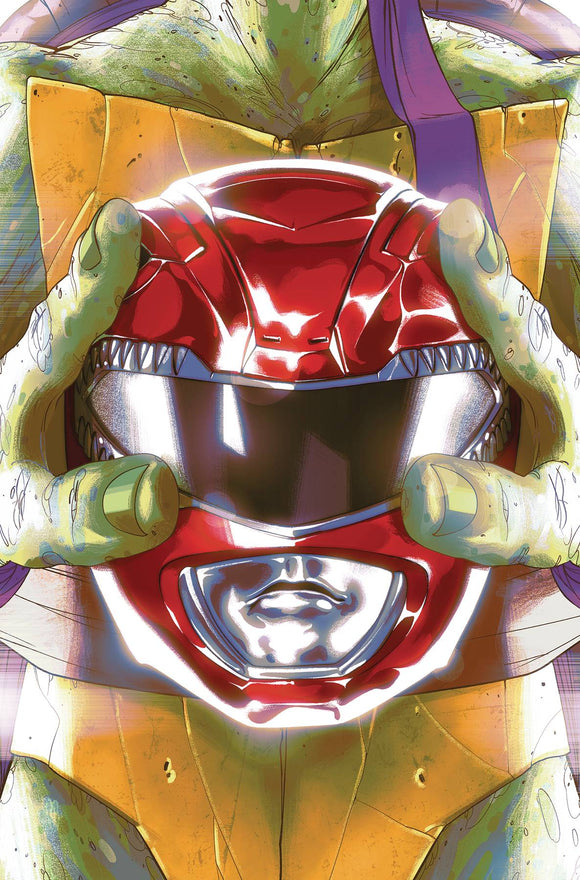 Power Rangers Teenage Mutant Ninja Turtles (2019) #1 (CVR E MONTES)