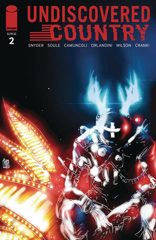Undiscovered Country (2019) #2