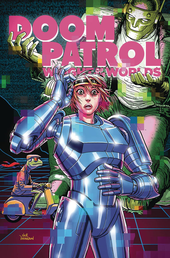 Doom Patrol The Weight of the Worlds (2019) #6