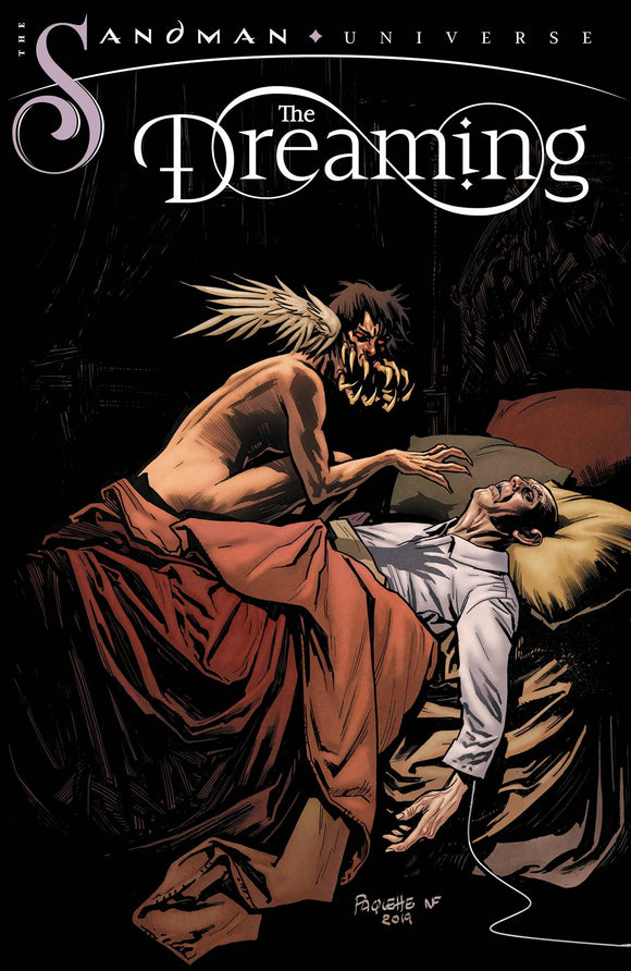 Dreaming (2018) #16