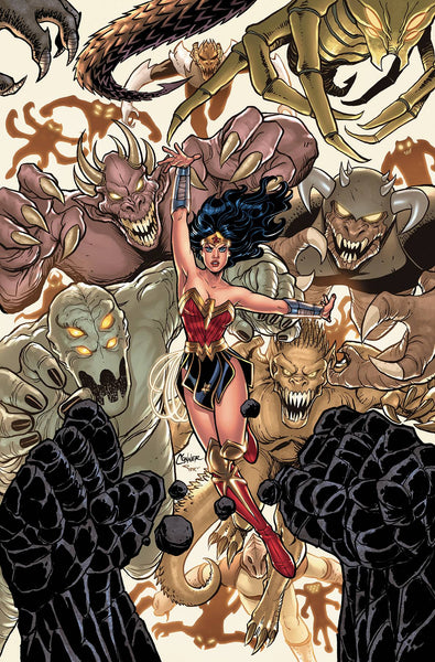 Wonder Woman Come Back to Me (2019) #6