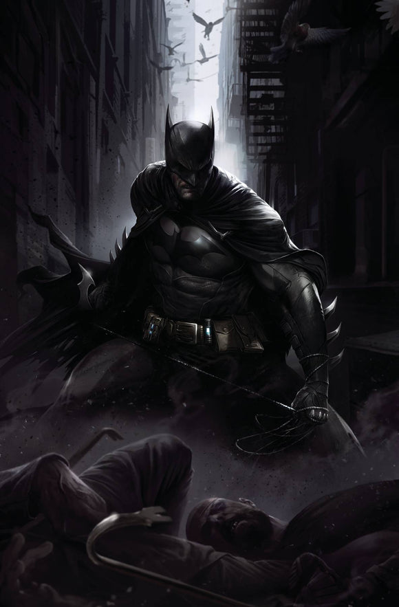 Batman (2016) #85 (CARD STOCK VAR ED)