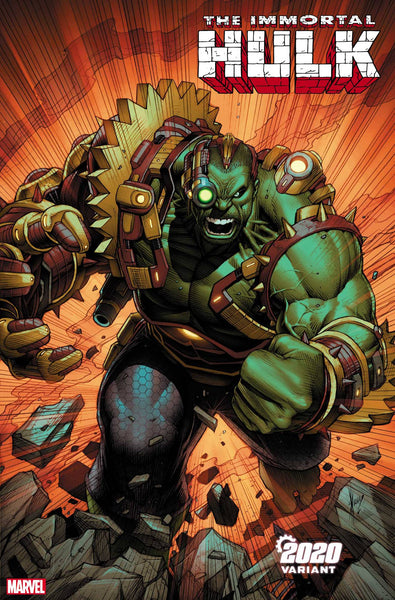 Immortal Hulk (2018) #28 (KEOWN 2020 VAR)