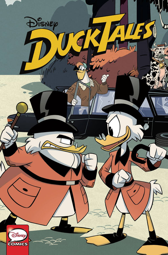 DUCKTALES TP VOL 07 IMPOSTERS & INTERNS