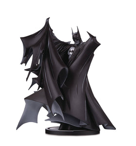 BATMAN BLACK & WHITE STATUE BY TODD MCFARLANE