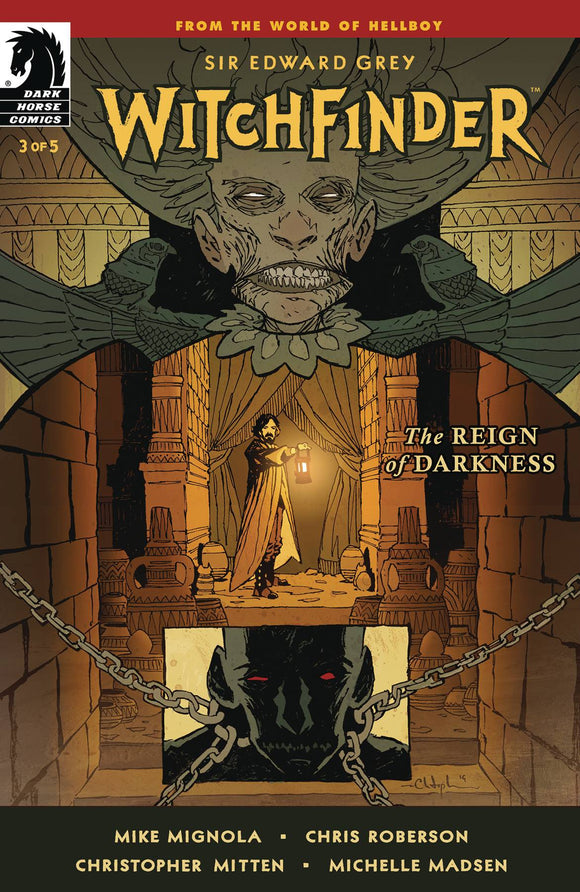 Witchfinder Reign of Darkness (2019) #3