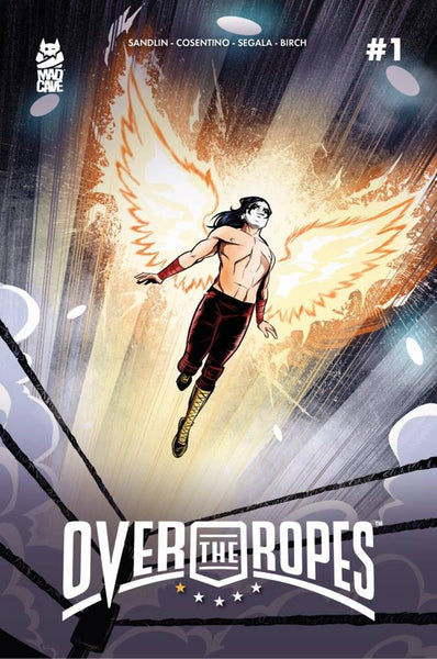 Over the Ropes (2019) #1 (Local Comic Shop Day Variant)