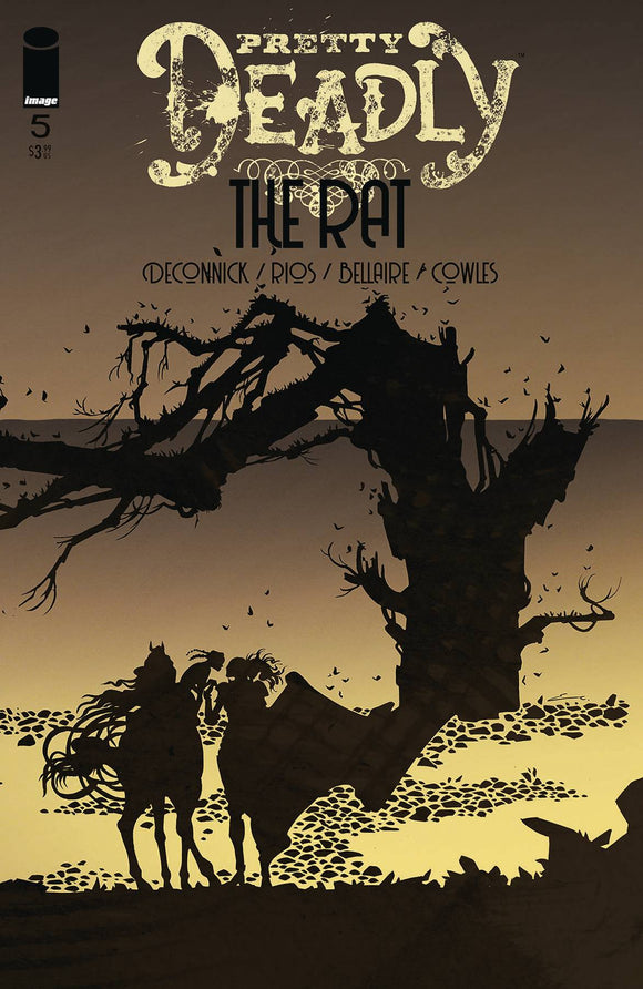 Pretty Deadly Rat (2019) #5