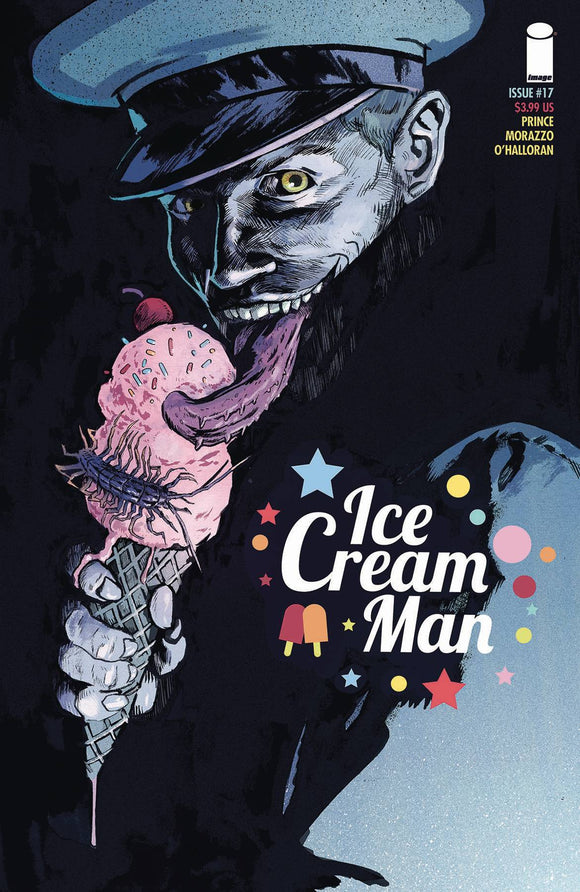 Ice Cream Man (2018) #17 CVR B WALSH