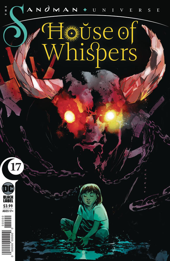 House of Whispers (2018) #17