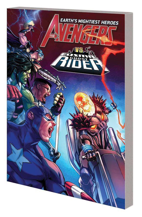 Avengers by Jason Aaron TP Volume 5 CHALLENGE OF GHOST RIDERS