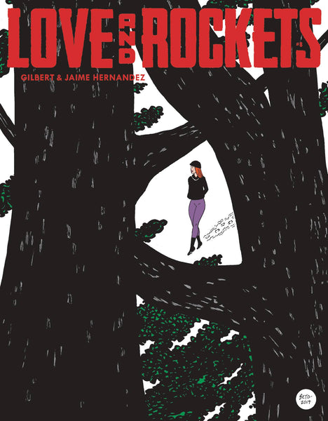 Love & Rockets Monthly (2016) #8