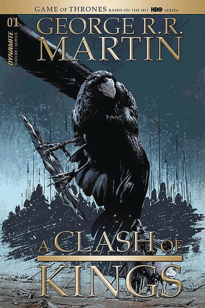George R.R. Martin A Clash of Kings (2020) #1 CVR D GUICE