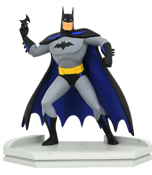 BATMAN TAS PREMIER COLLECTION BATMAN STATUE