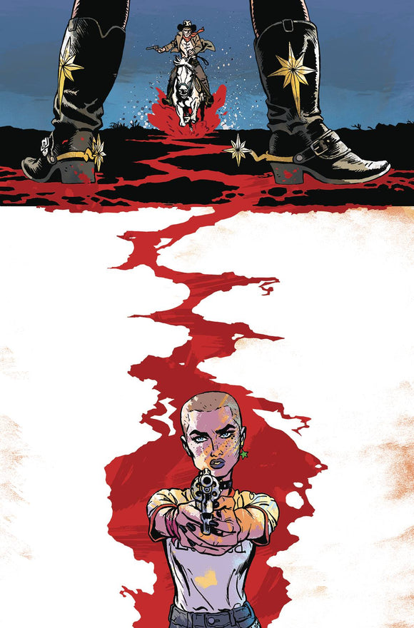 Undone by Blood (2020) #1 (CVR A KIVELA)